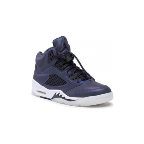 Nike Topánky Air Jordan 5 Retro CD2722 001 Fialová
