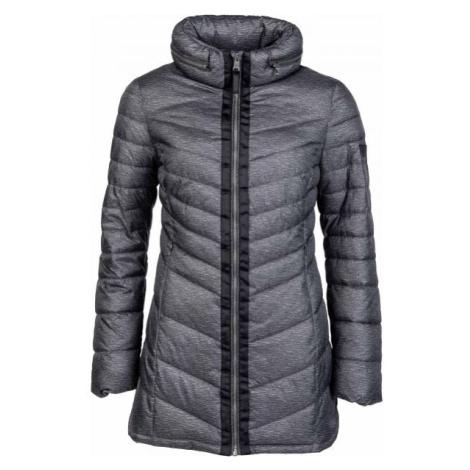 Lotto LUNGO VERBIER PAD MEL PL tmavo šedá - Dámska zimná bunda