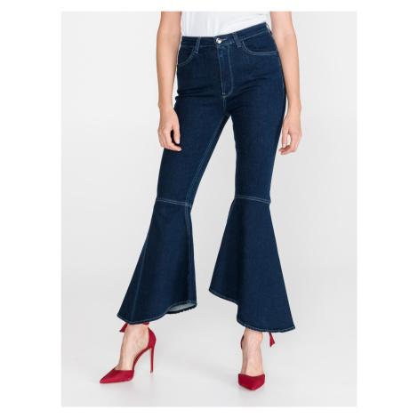 Shonda Jeans Pinko Modrá