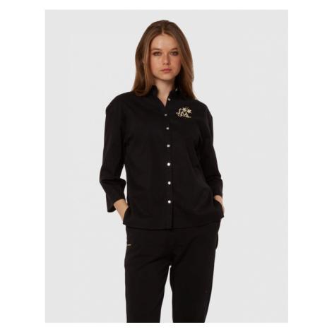 Košeľa La Martina Woman 3/4Sleeve Shirt Cotton P