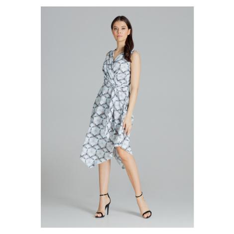 Lenitif Woman's Dress L080 Pattern 114