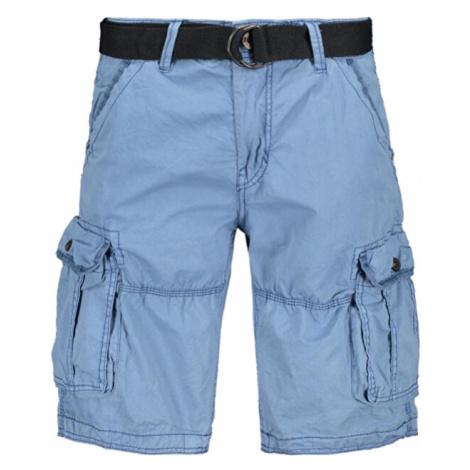 Cars Jeans Pánske kraťasy Durras Short Cotton Grey Blue
