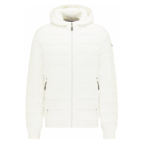 DreiMaster Maritim Zimná bunda  biela