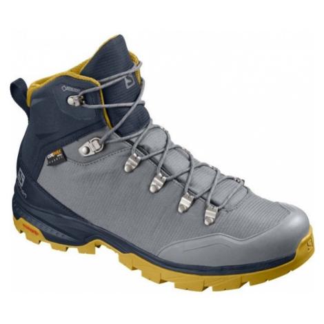 Salomon OUTBACK 500 GTX šedá - Pánska hikingová obuv
