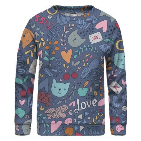 Mr. GUGU & Miss GO Unisex's Sweater KS-PC838 Violet