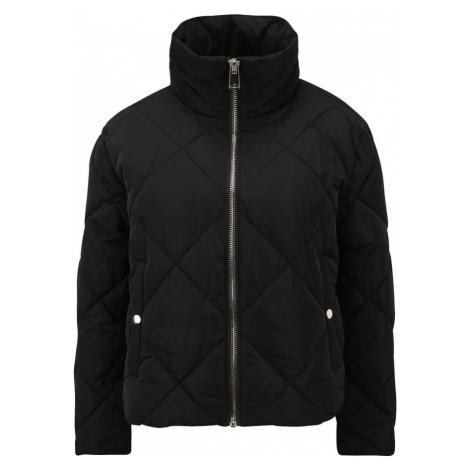 Miss Selfridge Zimná bunda  čierna
