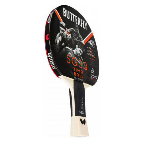 Butterfly TIMO BOLL SG33 - Raketa na stolný tenis