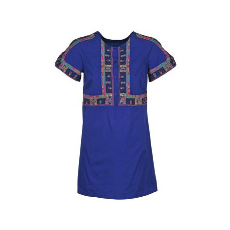 Antik Batik EMILIE Modrá