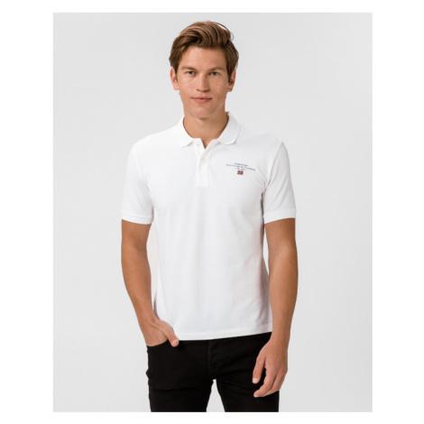 Napapijri Elbas 3 Polo tričko Biela