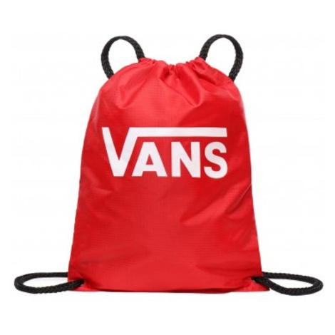 Červený vak VANS MN LEAGUE BENCH BAG RACING RED