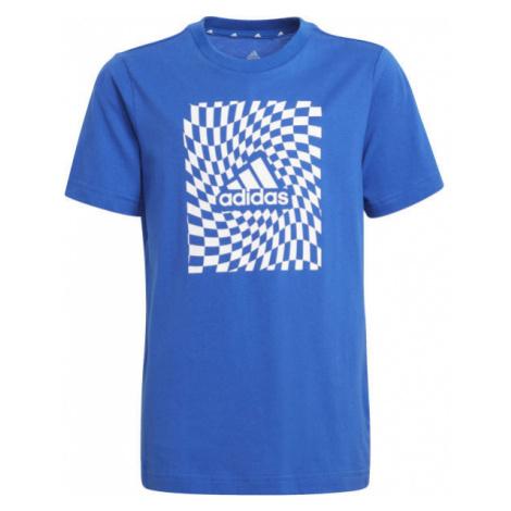 adidas G T1 TEE - Chlapčenské tričko