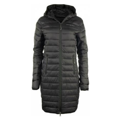 ALPINE PRO WENZHA 5 čierna - Dámsky prešívaný kabát