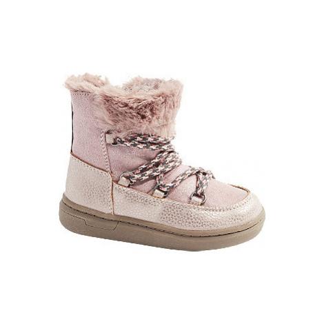Ružové detské snehule Cupcake Couture
