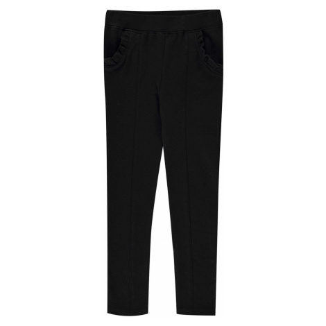 Crafted Ponte Trousers Girls Black