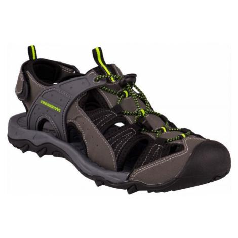 Crossroad MOHAN sivá - Pánske sandále