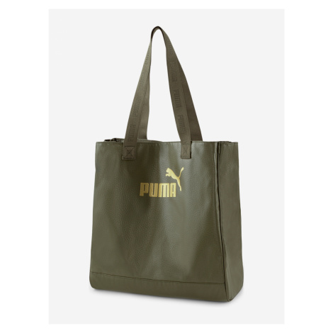 Core Up Shopper taška Puma Zelená
