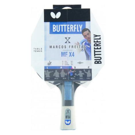 Butterfly MARCOS FREITAS MFX4 - Stolnotenisová raketa