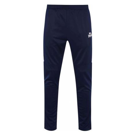 Lonsdale 2 Stripe Tapered Jogging Pants Mens