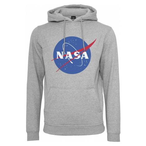 Mister Tee Mikina 'NASA'  sivá / modrá / biela / červená
