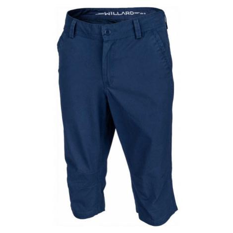 Willard AMARI modrá - Pánske 3/4 nohavice