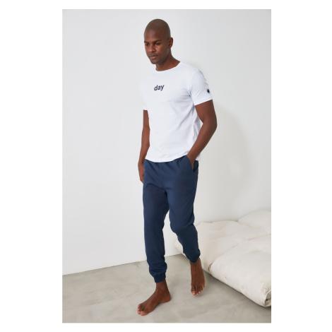 Pánske pyžamo Trendyol Printed