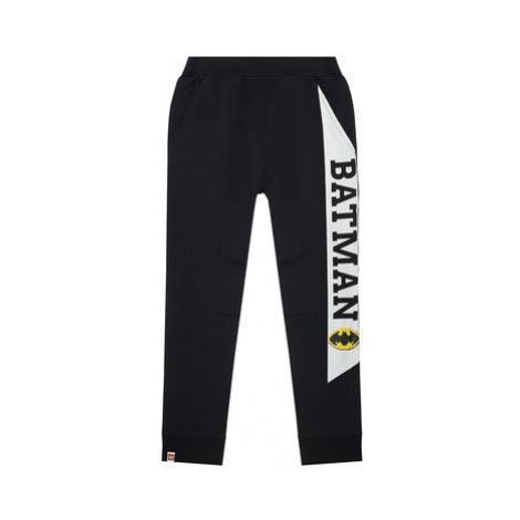 LEGO Wear Teplákové nohavice 12010052 Čierna Regular Fit