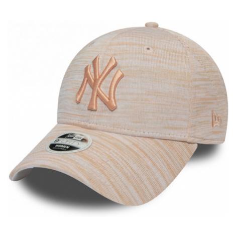 New Era 9FORTY MLB ENGINEERED FIT NEW YORK YANKEES oranžová - Pánska klubová šiltovka
