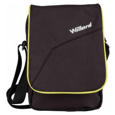 Willard DOCBAG 1 tmavo sivá - Cestovná taška na doklady