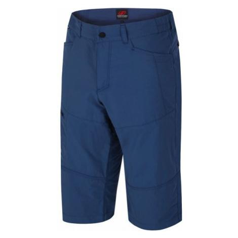 Hannah KIER tmavo modrá - Pánske šortky