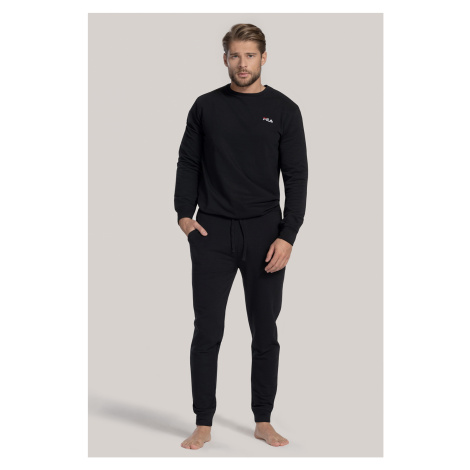 Čierne pyžamo FILA Jordan