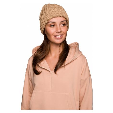 BeWear Woman's Cap BK057 Camel