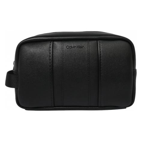 Calvin Klein Hygienická taška  čierna