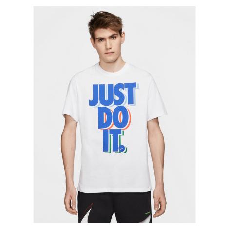 Sportswear JDI Triko Nike Biela