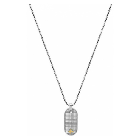 Sector Jewels Pánsky oceľový náhrdelník SZS49