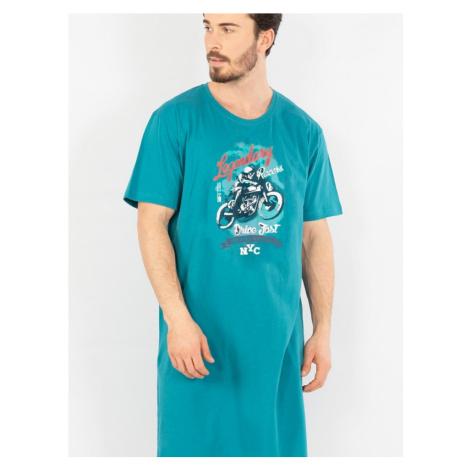 Pánska nočná košeľa s krátkym rukávom Legendary