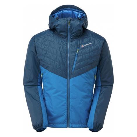 Celoročná izolačná bunda Prism Montane® - Antartic Blue