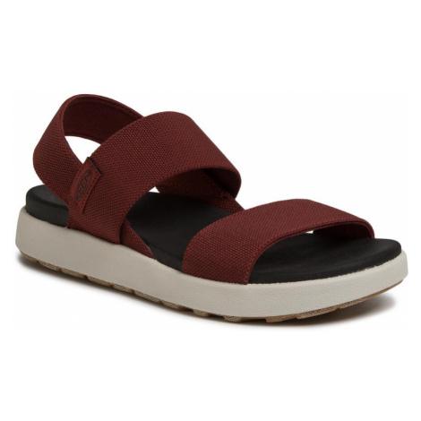 Sandále dámske KEEN ELLE BACKSTRAP W fired brick