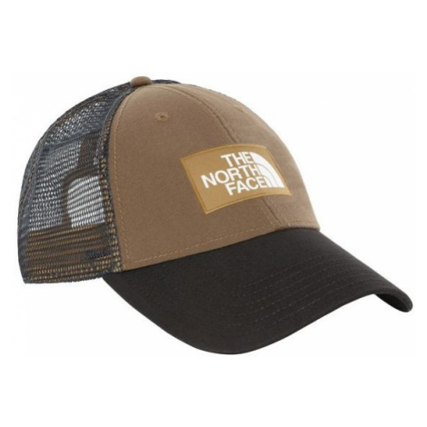 The North Face MUDDER TRUCKER HAT hnedá - Šiltovka