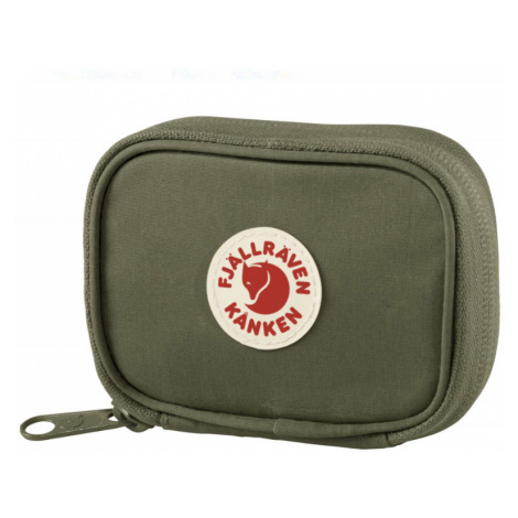 Fjällräven Kånken Card Wallet Green-One size šedé F23780-620-One size