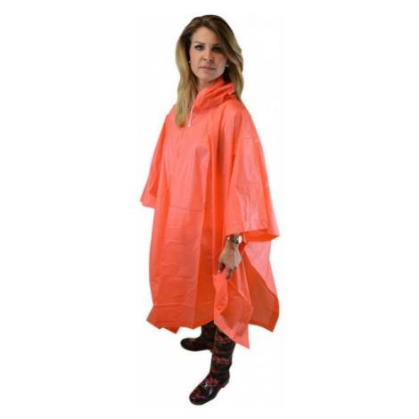 Pidilidi PONCHO oranžová - Pláštenka