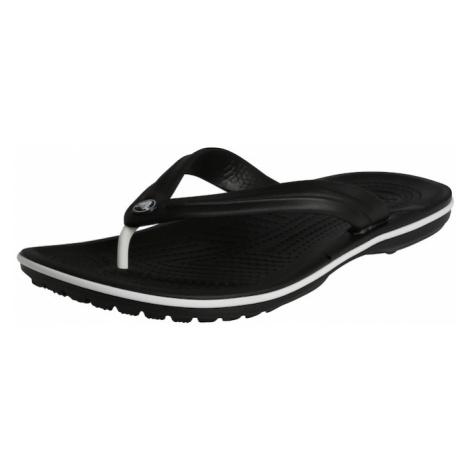 Crocs Žabky 'Crocband Flip M'  čierna / biela
