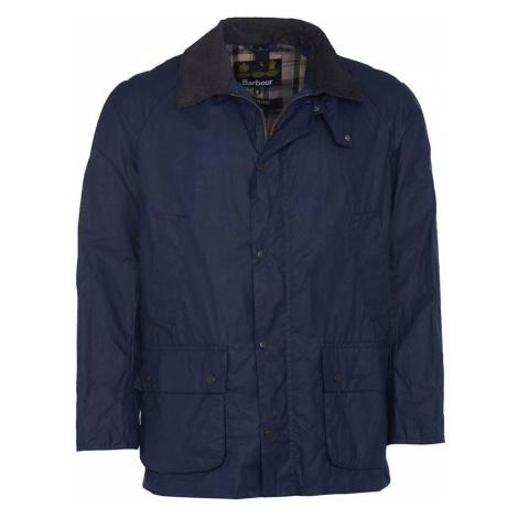 Barbour Ľahká voskovaná bunda Barbour Ashby - modrá