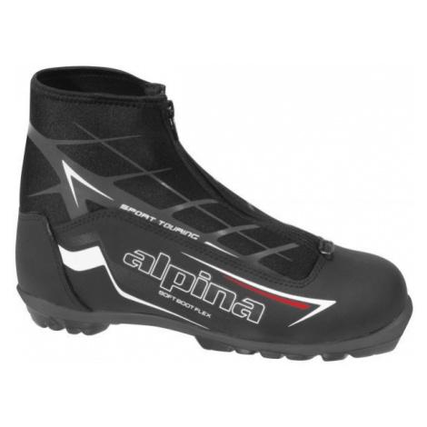 Alpina SPORT TOUR - Pánska obuv na bežecké lyžovanie