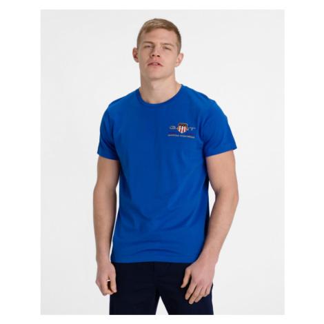Gant Tričko Modrá