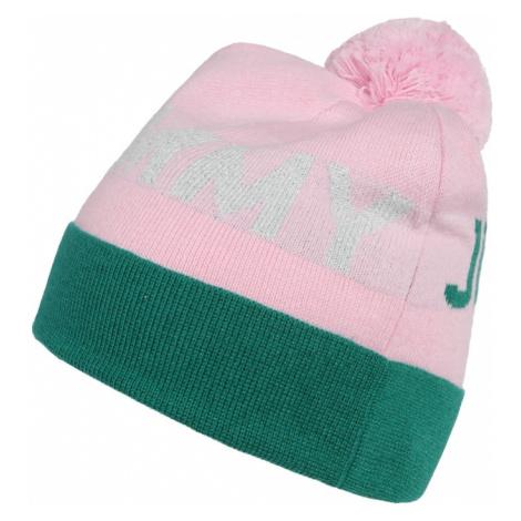 Tommy Jeans Čiapky  zelená / ružová / strieborná Tommy Hilfiger