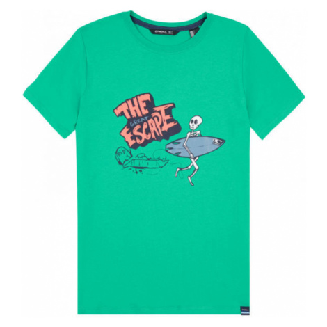 O'Neill LB CONNOR T-SHIRT zelená - Chlapčenské tričko