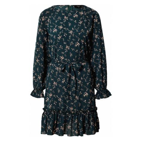AX Paris Šaty  tmavozelená