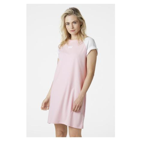 Dámske ružové šaty Helly Hansen