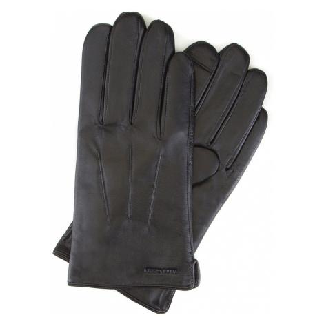 Módne pánske rukavice z ovčej kože Wittchen