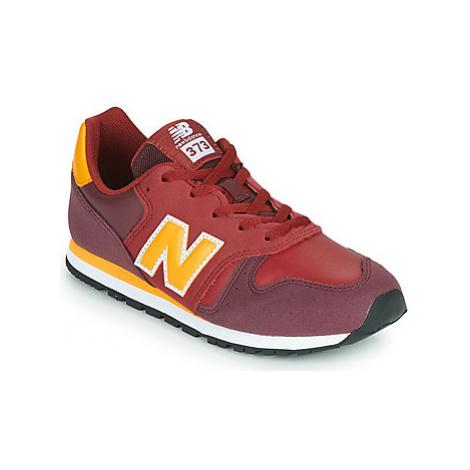 New Balance 373 Červená